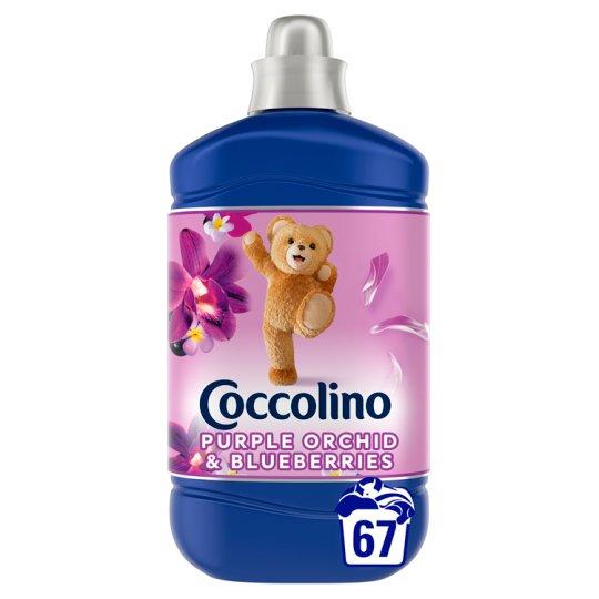 Coccolino Creations Purple Orchid & Blueberries öblítőkoncentrátum 67 mosás 1680 ml