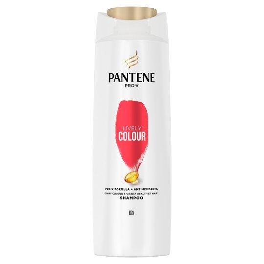 Pantene Pro-V Colour Protect Sampon, 400 ml, Festett Hajra