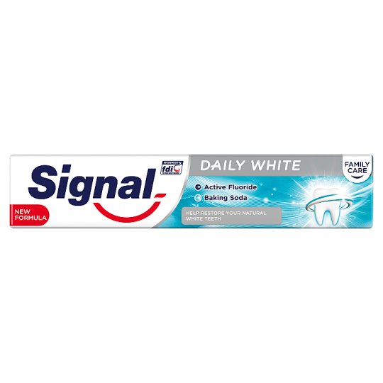 Signal Family Daily White Toothpaste 75 ml