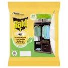 Raid Moth Killer Tablets with Green Tea Fragrance 18 pcs