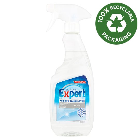 Go For Expert Anti-Fog Window & Glass Cleaner 500 ml