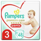 Pampers Premium Care Pants S3, 48 Nappies