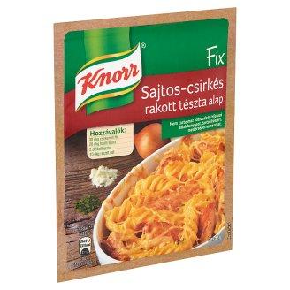 Knorr Fix sajtos-csirkés rakott tészta alap 45 g