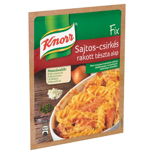 Knorr Fix Casserole Pasta with Chicken and Cheese Base 45 g