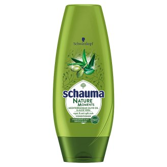 Schauma Nature Moments Mediterranean Olive Oil & Aloe Vera Conditioner 200 ml