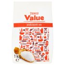 Tesco Value Iodized Vacuum Salt 1 kg
