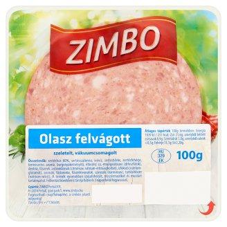 Zimbo olasz szeletelt felvágott 100 g