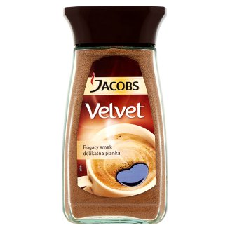 Jacobs Velvet Instant Coffee 100 g