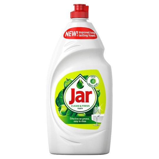 Jar Washing Up Liquid Apple 900ml