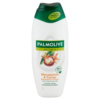 Palmolive Naturals Smooth Delight Shower Gel with Macadamia Oil, Cocoa and Moisturising Milk 500 ml