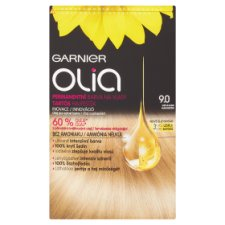 image 1 of Garnier Olia 9.0 Light Blonde Permanent Colorant