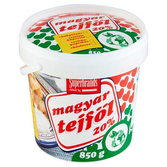 Magyar Tejföl 20% Sour Cream 850 g