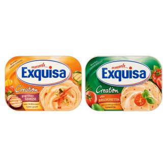 Exquisa Cheese Cream with Grilled Vegetables 175 g