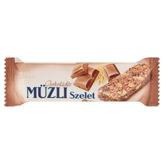Tesco Chocolate Muesli Bar 20 g