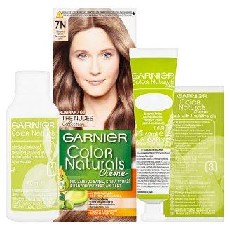 image 2 of Garnier Color Naturals Crème 7N Natural Blonde Nourishing Permanent Hair Colorant