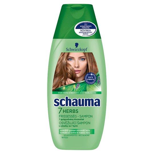 Schauma sampon 7 gyógynövény 250 ml