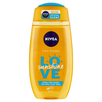 NIVEA Sunshine Love Shower Gel 250 ml