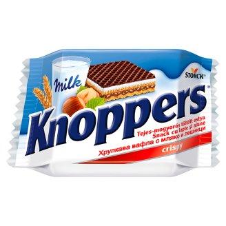 Knoppers Milky-Hazelnut Filled Wafer 25 g
