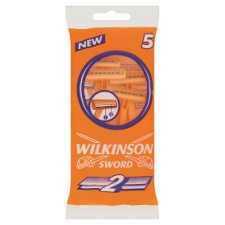 Wilkinson Sword Disposable Razors with 2 Blades 5 pcs
