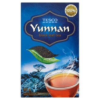 Tesco Yunnan szálas fekete tea 80 g