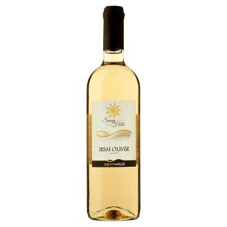 Sunny Hills Felső-Magyarországi Irsai Olivér száraz fehérbor 11,5% 750 ml