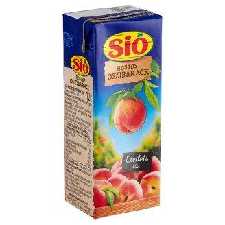 Sió Peach Drink 0,2 l
