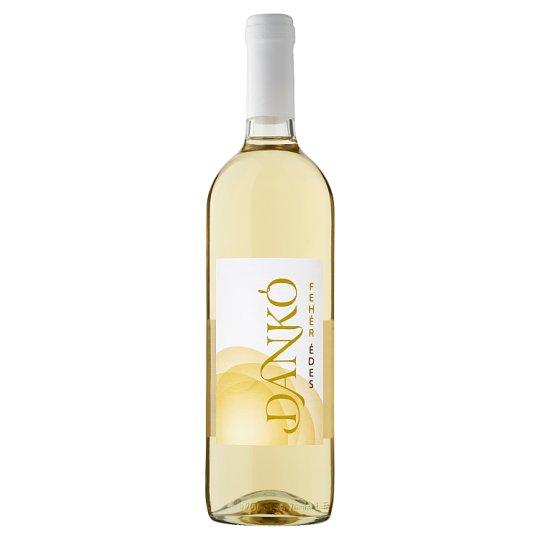 Dankó Felső-Magyarországi Cuvée Sweet White Wine 10,5% 750 ml