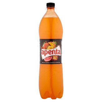Apenta Exotic Tropical Mix Carbonated Soft Drink 1,5 l