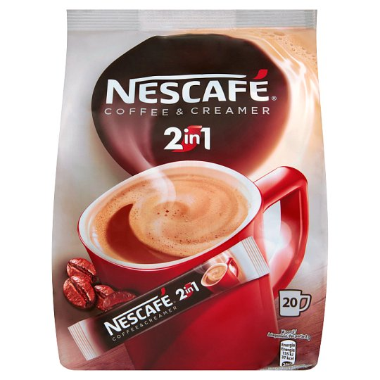 Nescafé 2in1 Instant Coffee Speciality 20 pcs 160 g
