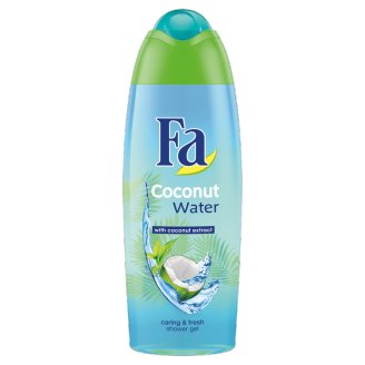 Fa Coconut Water Shower Gel with Coconut Extract 250 ml