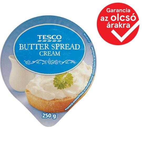 Tesco Butter Spread Cream 250 g