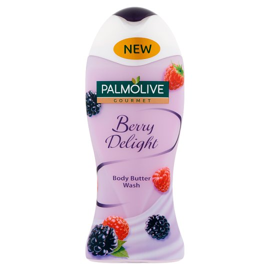 Palmolive Gourmet Berry Delight Body Butter Wash 250 ml