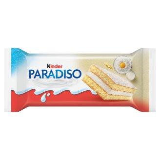 Kinder Paradiso tejes krémmel töltött piskótadesszert 29 g