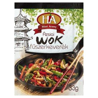 Házi Arany Asian Wok Spice Mix 33 g