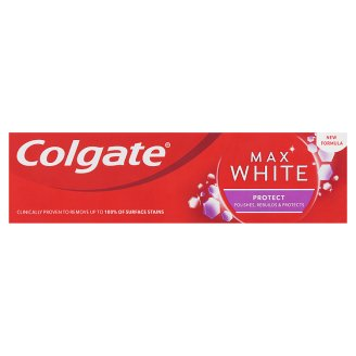 Colgate Max White White & Protect Toothpaste 75 ml