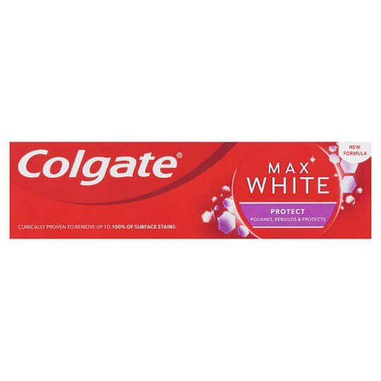 Colgate Max White White & Protect fogkrém 75 ml