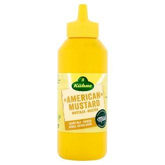 Kühne Creamy Mild Mustard 255 g