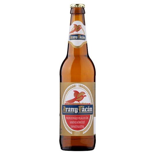 Arany Fácán Light Beer 4% 0,5 l