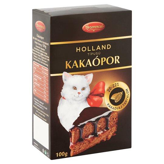 Szerencsi holland típusú kakaópor 100 g