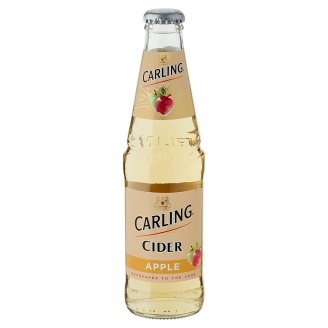 Carling British Cider Apple 4% 0,3 l