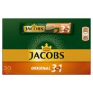 Jacobs Original 3in1 Instant Coffee with Sugar and Whitener 20 pcs 304 g