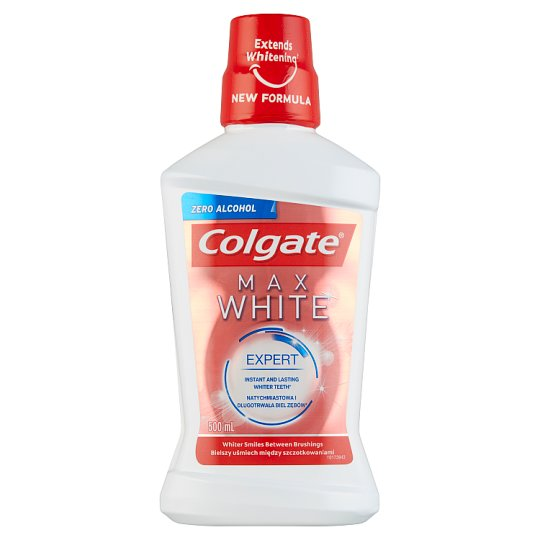 Colgate Max White Expert Mouthwash 500 ml