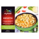 MyFood Quick-Frozen Shrimps with Dill Butter 250 g