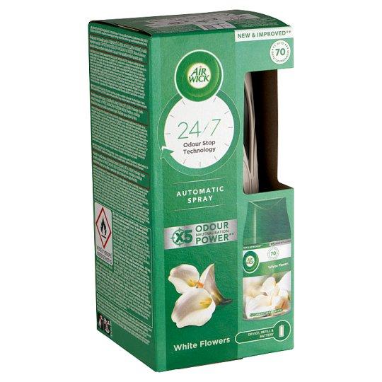 Air Wick Freshmatic Freesia & Jasmine Automatic Air Freshener Gadget and Refill 250 ml