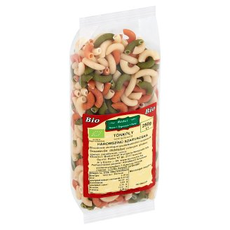 Rédei Organic Tricolored Hornlets Spelt Dry Pasta 250 g