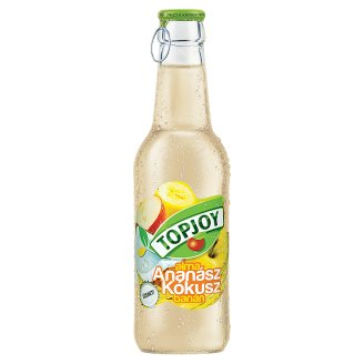 Topjoy Apple-Pineapple-Coconut-Banana Drink 250 ml