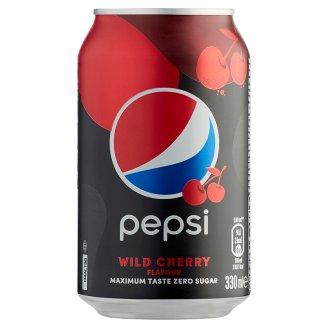 Pepsi Wild Cherry 0,33 l