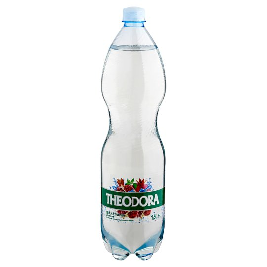 Theodora Carbonated Pomegranate Flavoured Soft Drink 1,5 l