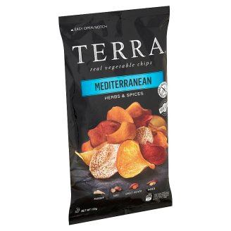 Terra Mediterranean Vegetable Chips 110 g