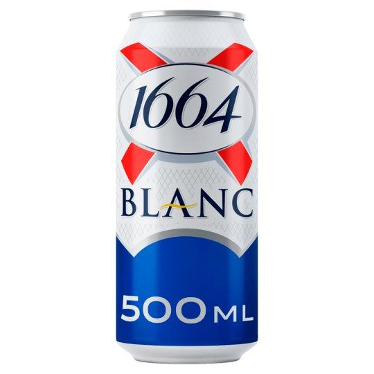 Kronenbourg 1664 Blanc Wheat Beer 5% 0,5 l
